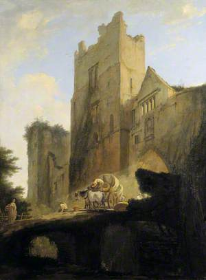 Ludlow Castle, Shropshire