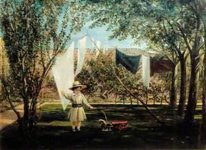 A Garden Scene