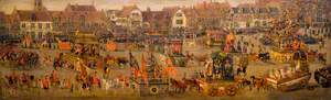 The Ommeganck Procession in Brussels on 31 May 1615: The Triumph of Archduchess Isabella