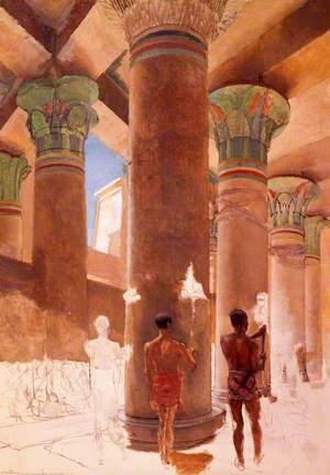 Cleopatra at Philae