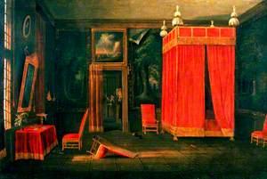 Scene in a Bedchamber