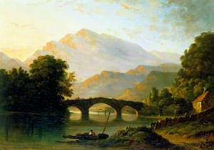 Callander Bridge, Perthshire