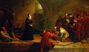 Cranmer at Traitor's Gate