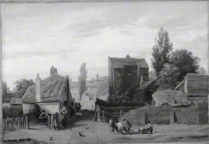 The Mall, Kensington Gravel Pits
