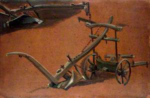Studies of Two Ploughs