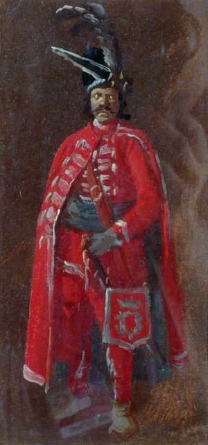 A Hungarian Hussar