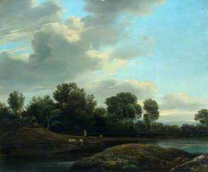 Landscape: The River Bank