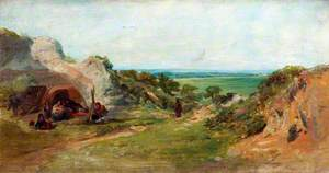 Landscape: The Gypsy Camp