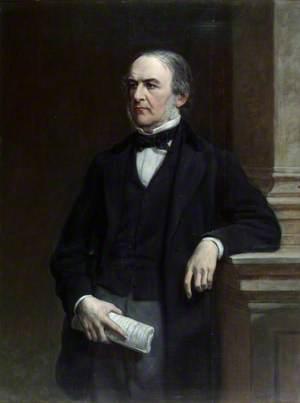 The Right Honourable William Ewart Gladstone (1809–1898), MP