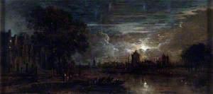 The Ferry, Moonlight