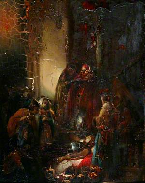 The Knight's Funeral
