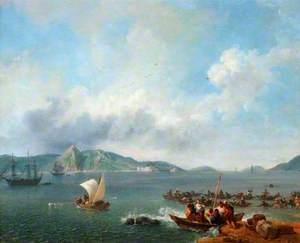 Coast Scene, Rio de Janeiro