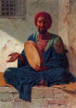 An Arab Improvisatore