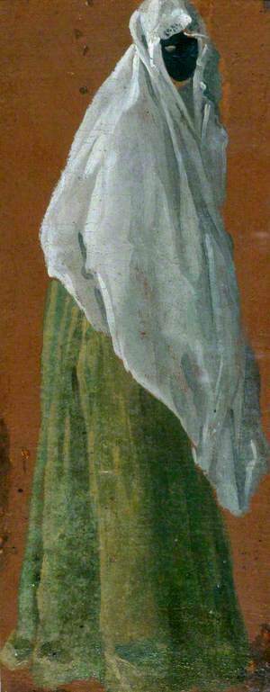 A Masked Lady