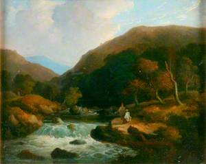 On the Okement, Devon