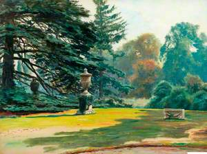 Study of Cedars at Chiswick House
