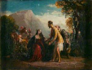 Don Quixote and Dorothea