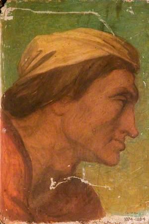 Head of Lorenzo de Medici (1449–1492)