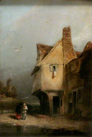 An Old Cottage, St Albans
