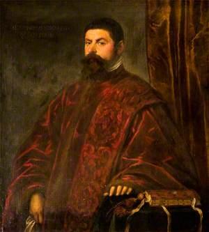 Portrait of a Geronimo Foscarini, Procurator of St Mark's
