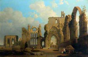 Ruins of Elgin Cathedral