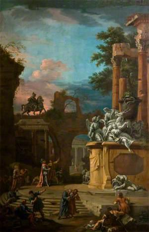 Imaginary Monument to William Cavendish (1640–1707), 1st Duke of Devonshire