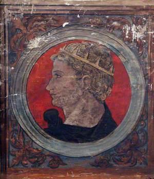 Profile Bust of a Roman Emperor Facing Left