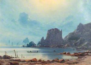 Coast Scene: Gulf of Lyons