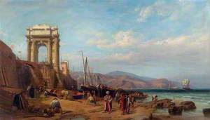 Ancona and the Arch of Trajan