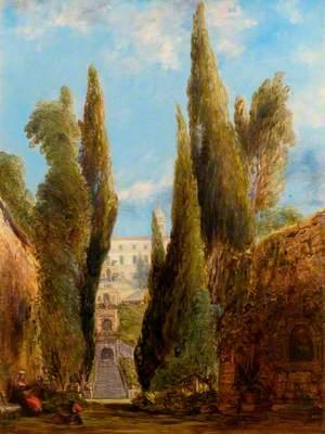 The Villa d'Este, Tivoli