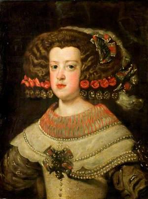 The Infanta Maria Teresa (1638–1683)
