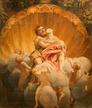 Saint John Bearing the Lamb