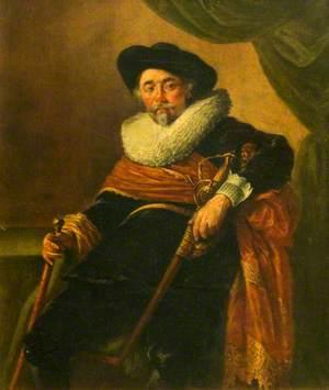 Colonel Cornelis Backer