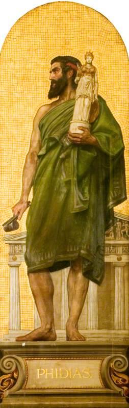 Phidias (c.480 BC–c.430 BC)