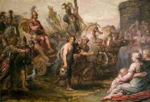 The Triumph of Saul