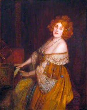 Julia Neilson (1868–1957), as Nell Gwyn in 'Sweet Nell of Old Drury' by Paul Kester