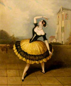 Marie Guy-Stephan (1818–1873), Dancing 'Las Boleras de Cádiz'