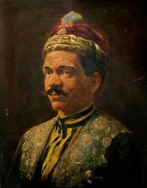 Prince Yuga, the Illusionist Manek Shah