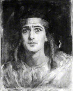Walter Johnstone Douglas (1886–1972), as Eochaidh in 'The Immortal Hour' by Rutland Boughton