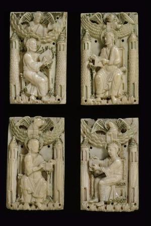 The Four Evangelists (Saint Matthew, Saint Mark, Saint Luke and Saint John)