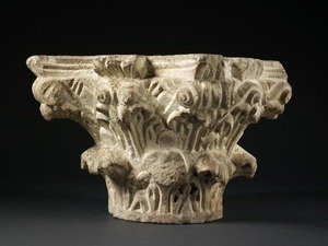 Capital with Acanthus Leaves