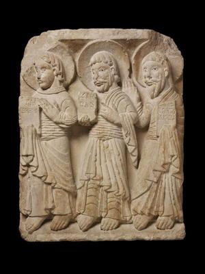 Saint Philip, Saint Jude, and Saint Bartholomew