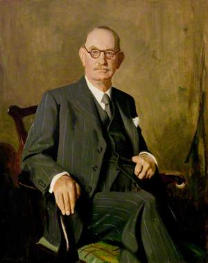 Mr C. J. Band (1886–1961), Chairman of the Standard Motor Company