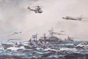 HMS 'Coventry'