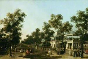 The Grand Walk, Vauxhall Gardens, London