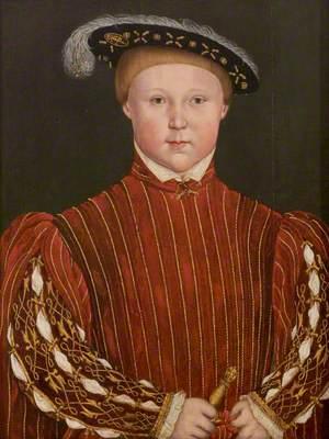 Edward, Prince of Wales (1537–1553), Later Edward VI