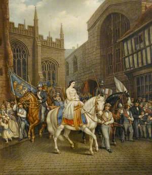 Lady Godiva Procession, Coventry