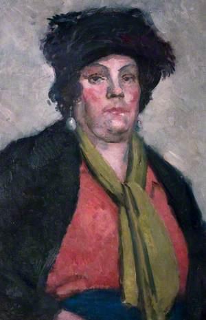 London Whelk Woman