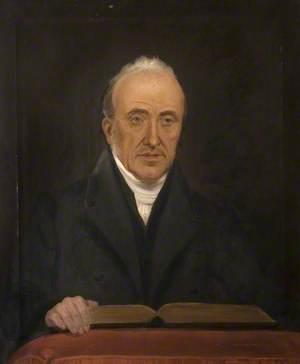 Reverend Francis Franklin (1798–1852)