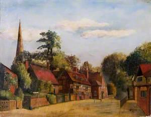 Allesley, Warwickshire